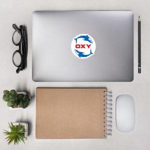 [Parody] [#EFT] Oxy Cartoon Shark Logo Stickers