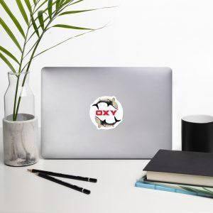 [Parody] [#EFT] Oxy Great White Logo Stickers